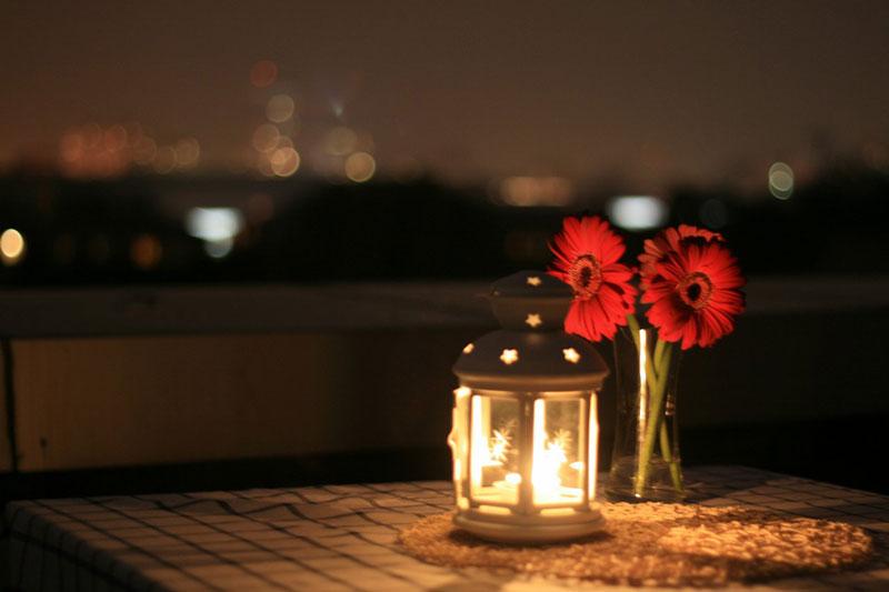 Романтическое  для свидания