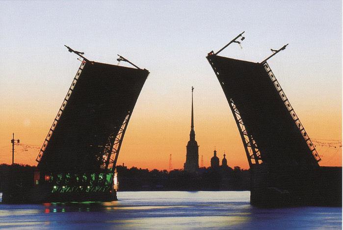 Романтические свидания в Санкт-Петербурге 3-9