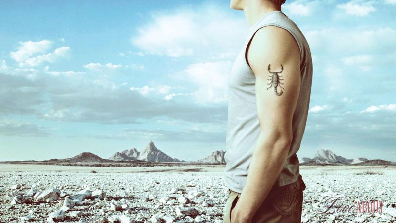 Как понять мужчину скорпиона в отношениях? 11-5
