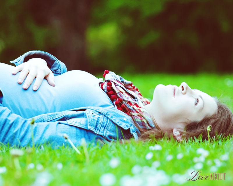 Как мужчине понять что девушка беременна? 13-3
