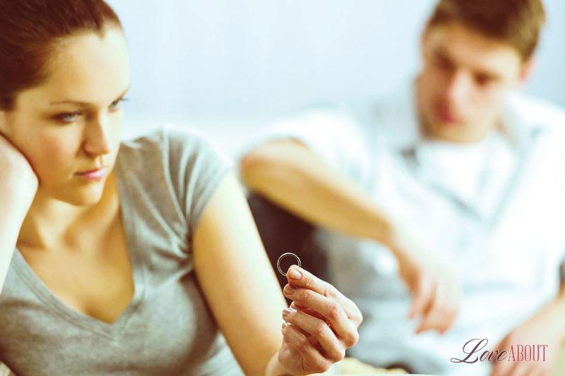 Как понять что нужно развестись с мужем? 54-3