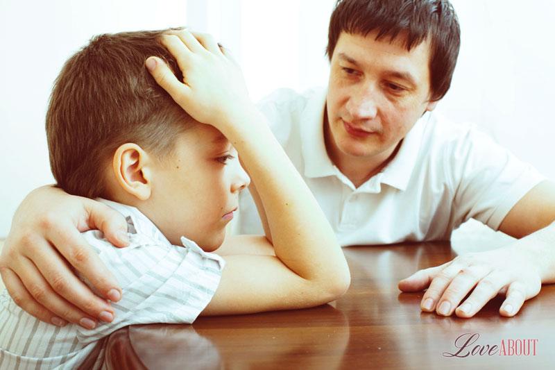 Как сказать ребенку о разводе: ньюансы психологии 15-5