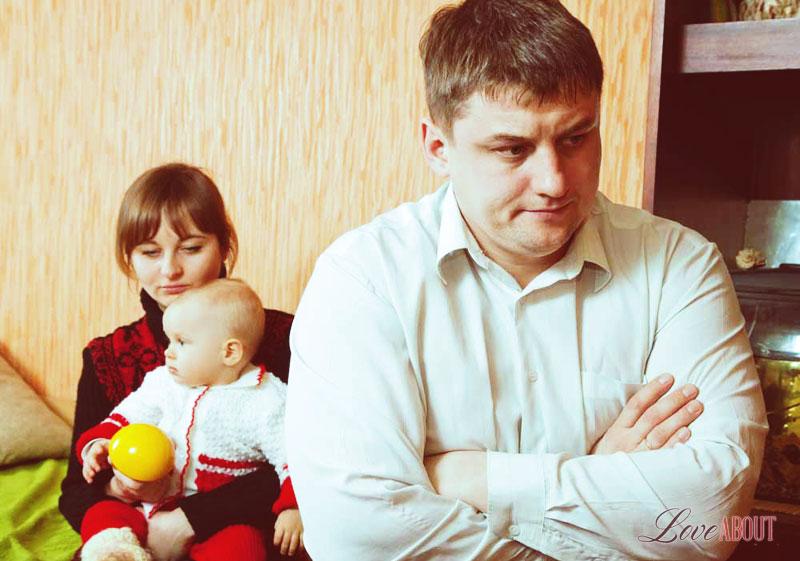 муж грозит разводом