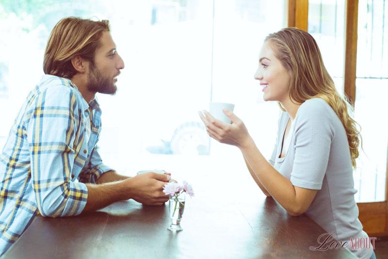 если женщина сама знакомится с мужчиной