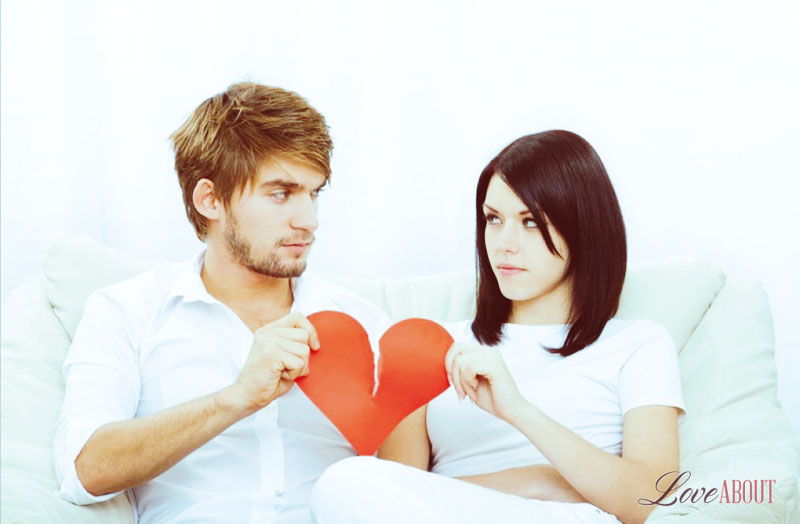 Почему расстаются мужчина и женщина? Причины