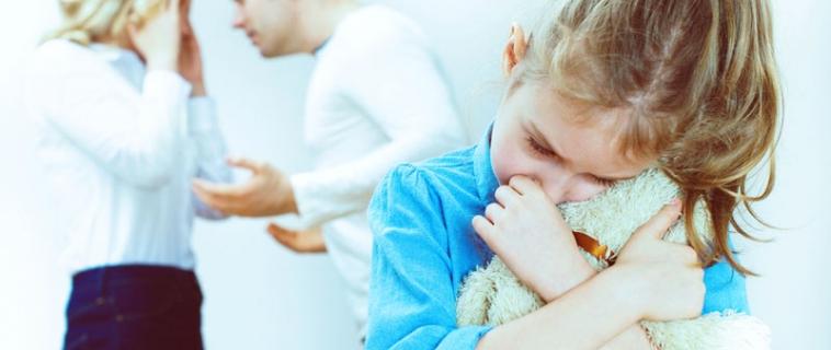 Как сказать ребенку о разводе: ньюансы психологии