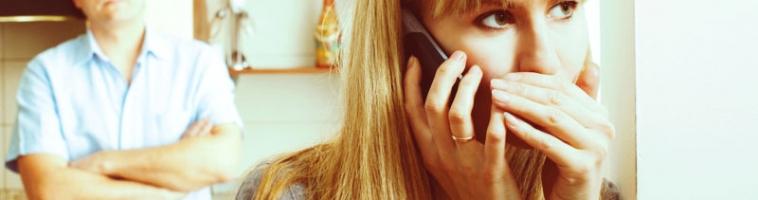 Как определить измену жены: первые признаки и звонки