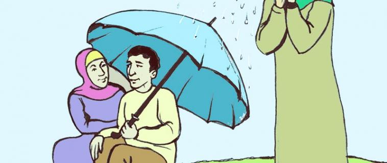 Измена мужа в исламе: чем чревата?