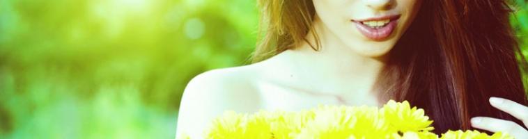 Как понять женщину рака, что она влюблена?