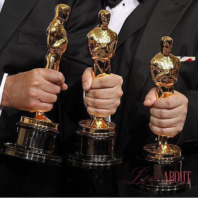 Именная реплика статуэтки Оскар из керамики
