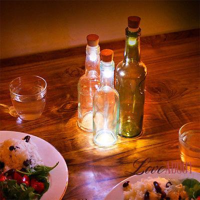 Светящаяся пробка для бутылок