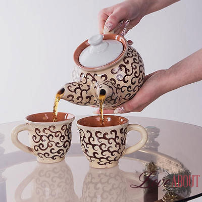 Необычный чайный набор на двоих